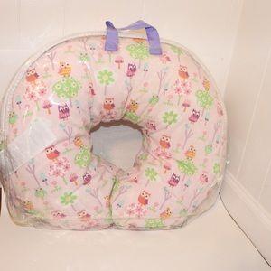 Original boppy baby pillow.